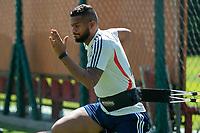 SÃO PAULO, SP, 02.04.2019: TREINO DO SÃO PAULO -SP- O jogador Reinaldo, durante o treino do São Paulo no CT da Barra Funda, em São Paulo (SP), nesta terça-feira (02). (Foto: Marivaldo Oliveira/Código19)