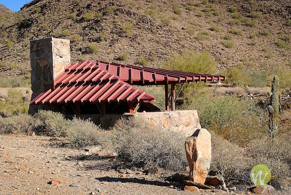 Taliesin West, Phoenix, Arizona