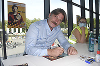 Luka Peros at German Comic Con Dortmund Limited Edition, Dortmund, Germany - 12 Sep 2021 ***FOR USA ONLY** Credit: Action Press/MediaPunch