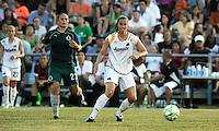 Allison Falk..Saint Louis Athletica were defeated 2-1 by LA Sol at Anheuser-Busch  Soccer Park, Fenton, Missouri.