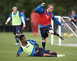 Gedion Zelalem tackles Tom Walsh