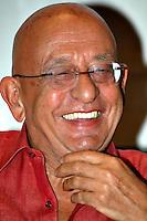 Roma 06 09 2004 Festa della Liberazione Informazione:Tutta colpa di Berlusconi?   <br /> Sandro Curzi <br /> photo:Serena Cremaschi Insidefoto
