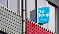 Nederland  Zaandam - 2020.  Nieuwbouw appartement te koop.   Foto : ANP/ Hollandse Hoogte / Berlinda van Dam