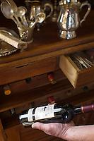 Europe/France/Aquitaine/24/Dordogne/Saussignac: La Queyssie: la chartreuse dans les vignes - Maison d'Hôtes - le vin de la propriété