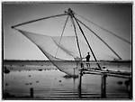 Chinese Fishing Nets, Kerala