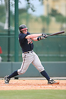 August 12, 2008:Matt Kramer of the GCL Braves.  Photo by: Chris Proctor/Four Seam Images