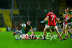David Moran, Kerry during the Munster GAA Football Senior Championship Semi-Final match between Cork and Kerry at Páirc Uí Chaoimh in Cork.