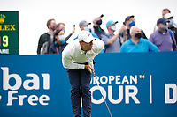 4th July 2021; Mount Juliet Golf Club, Kilkenny, Ireland; Dubai Duty Free Irish Open Golf, Day Four; Rory Mcilroy of Northern Ireland looks at his drive on the 1st hole in his final round