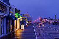 Ocean City boardwalk, New Jersey, USA