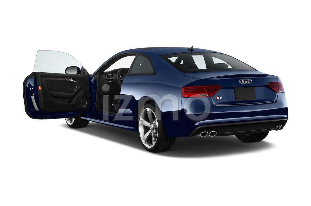 Car images of a 2015 Audi S5 4.2 quattro Tiptronic Premium Plus Coupe 2 Door Coupe Doors