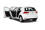 Car images of 2017 Volkswagen Golf S 5 Door Hatchback Doors