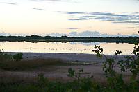 Amanecer en el Faro de Cabo Rojo 12-01-2013