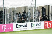 Spieler im Fitnesszelt - Seefeld 04.06.2021: Trainingslager der Deutschen Nationalmannschaft zur EM-Vorbereitung