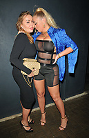 guest and Aisleyne Horgan-Wallace at the Lit Bar launch party, Lit Bar, Lendal Terrace, Clapham, on Friday 10th September 2021 in London, England, UK. <br /> CAP/CAN<br /> ©CAN/Capital Pictures