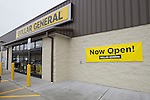 January 16, 2017- Tuscola, IL- Dollar General opened their new location on Route 36 at the former site of Bissey's Sales and Service. [Photo: Douglas Cottle]