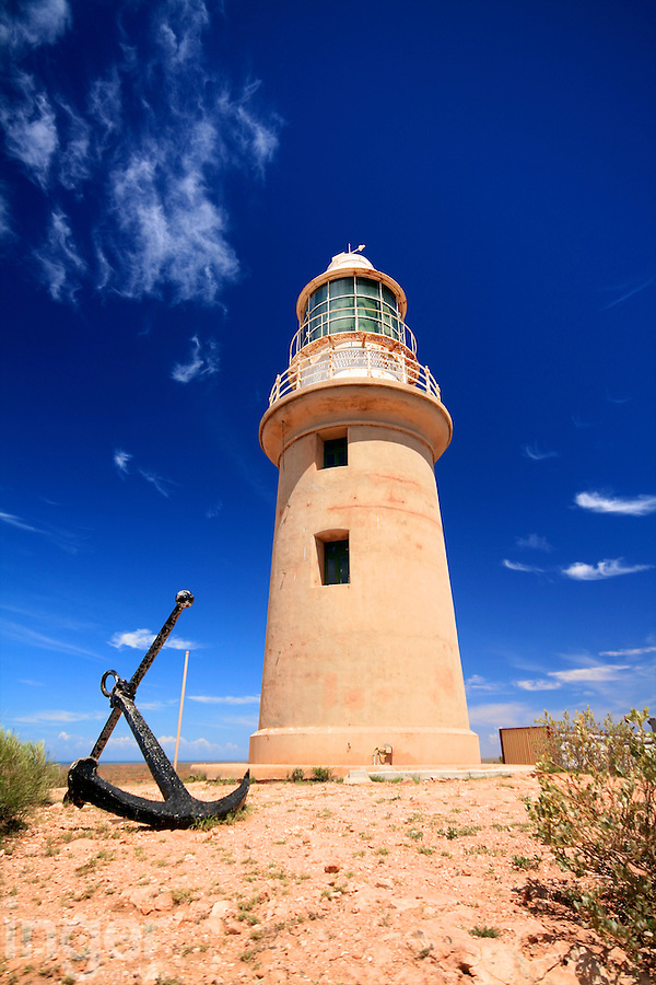 Vlamingh Head Lighthouse at Exmouth, Western Australia