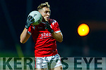 Dara Moynihan, East Kerry during the Kerry County Senior Football Championship Final match between East Kerry and Mid Kerry at Austin Stack Park in Tralee on Saturday night.