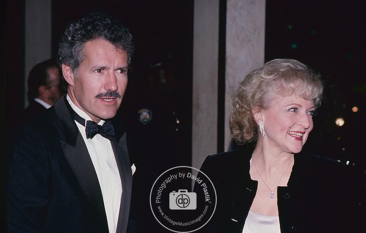 Alex Trebek & Betty White