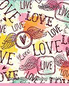 Dreams, VALENTINE, VALENTIN, paintings+++++,MEDAL05/1,#V#, EVERYDAY ,jack dreams