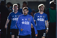 San Jose, CA - Monday July 10, 2017: Chris Wondolowski prior to a U.S. Open Cup quarterfinal match between the San Jose Earthquakes and the Los Angeles Galaxy at Avaya Stadium.