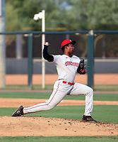 Pedro Moreno - 2021 Arizona League Reds (Bill Mitchell)
