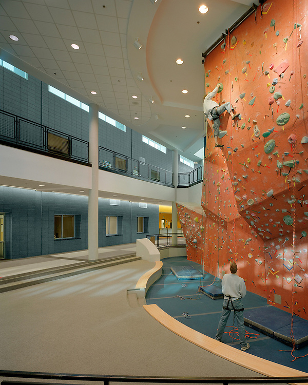 University of Kentucky's Bernard M. Johnson Student Recreational Center | Architect: HNTB