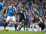 Lee Wallace and Jake Pickard