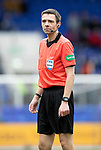 St Johnstone v Livingston…..07.03.20   McDiarmid Park  SPFL<br />Referee Kevin Clancy<br />Picture by Graeme Hart.<br />Copyright Perthshire Picture Agency<br />Tel: 01738 623350  Mobile: 07990 594431