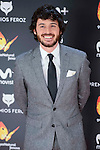 Javier Pereira attends to the Feroz Awards 2017 in Madrid, Spain. January 23, 2017. (ALTERPHOTOS/BorjaB.Hojas)