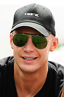 Scotty T<br /> Cast members of Geordie Shore take Shag Pad on Tour to launch series 15, London. <br /> <br /> <br /> ©Ash Knotek  D3293  10/08/2017