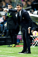 Roberto D'Aversa of Parma <br /> Parma 24-02-2019 Ennio Tardini <br /> Football Serie A 2018/2019 Parma - Napoli <br /> Foto Image Sport / Insidefoto