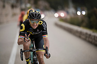 Niki Terpstra (NED/Direct Energie) <br /> <br /> Stage 8: Nice to Nice (110km)<br /> 77th Paris - Nice 2019 (2.UWT)<br /> <br /> ©kramon