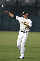 Grant Green - AZL Athletics (2009 Arizona League)..Photo by:  Bill Mitchell/Four Seam Images..