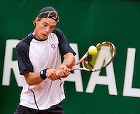 17-8-08, Den Bosch, Tennis, Nationale Kampioenschappen,     Michel Meijer
