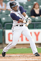 Ramirez, Yordany 0030.jpg. Memphis Redbirds at Round Rock Express in Pacific Coast League Baseball. Dell Diamond on April 26th 2009 in Round Rock, Texas. Photo by Andrew Woolley.