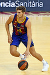 League ACB-ENDESA 2020/2021 - Game: 13.<br /> FC Barcelona Lassa vs Herbalife Gran Canaria: 91-63.<br /> Sergi Martinez.