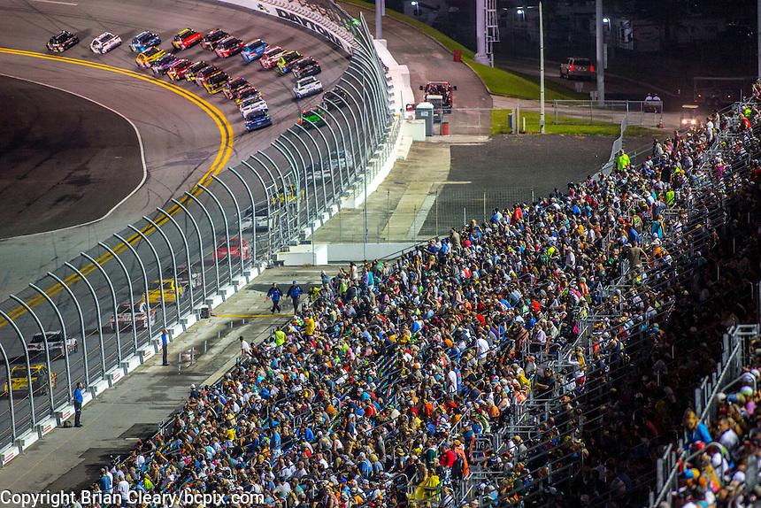 Coke Zero 400, Daytona Interational Speedway, Daytona Beach, FL July 2015 (Photo by Brian Cleary/www.bcpix.com)