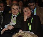 PIERLUIGI CASTAGNETTI E LINDA LANZILLOTTA<br /> ASSEMBLEA NAZIONALE PARTITO DEMOCRATICO<br /> FIERA DI ROMA - 2009