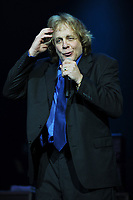 HOLLYWOOD FL - MARCH 13 : Eddie Money performs at Hard Rock live held at the Seminole Hard Rock hotel & Casino on March 13, 2011 in Hollywood, Florida<br />  <br /> People:   Eddie Money