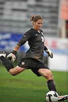 Nicole Barnhart vs Norway - Algarve Cup 2010