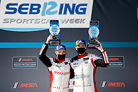 #54 MLT Motorsports Ligier JS P320, P3-1: Dakota Dickerson, Josh Sarchet <br /> Victory Lane