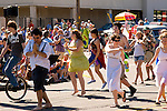 Parade in Hood River, Oregon