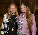 Janet Kagan and Bonnie Comley attends the Drama League's directing fellows dinner at the Bond 45 on May 16, 2018 in New York City.