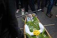 22.03.2019 - Protesto contra a Reforma da Previdência em SP