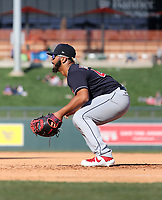 Bobby Bradley - Cleveland Indians 2020 spring training (Bill Mitchell)
