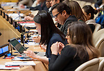 Special event on the occasion of the tenth anniversary of the  High Level Pledging Conference on the Central Emergency Response Fund (CERF) (organized by the CERF secretariat, Office for the Coordination of Humanitarian Affairs (OCHA))<br /> Remarks by the Secretary-General