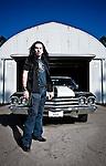 Kevin Robie and his Chevy El Camino