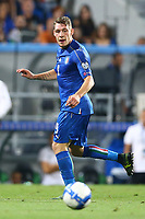 Fifa World Cup Russia 2018 Group G qualifier<br />Italy v Israel - 05/09/2017<br />Mapei Stadium in Reggio Emilia, ITALY<br />Andrea Belotti of Italy <br />Photo Matteo Ciambelli  *** Local Caption *** © pixathlon<br /> Contact: +49-40-22 63 02 60 , info@pixathlon.de