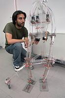 - università Politecnico di Milano,  laboratorio di intelligenza artificiale e robotica....- Polytechnic university of Milan,  laboratory of artificial intelligence and robotics
