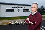 Seamus Moynihan the new Principal of Muire gan Smál NS in Castleisland